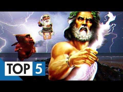 TOP 5 - Her na boha