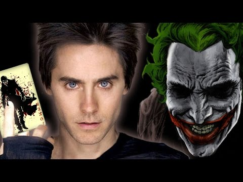 Jared Leto Talks Playing The Joker In SUICIDE SQUAD - AMC Movie News