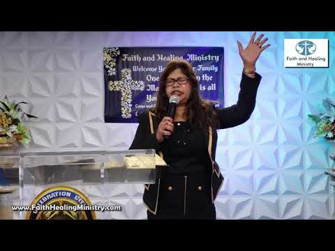 """Your Miracle in the middle"" with Rev Farida Doodnauth"