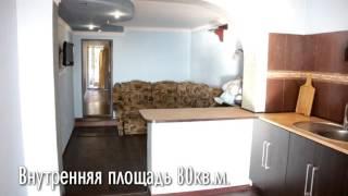 Лодочные гаражи на чёрном море