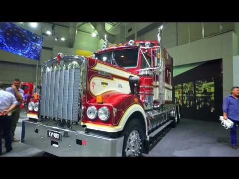 2017 Brisbane Truck Show highlights