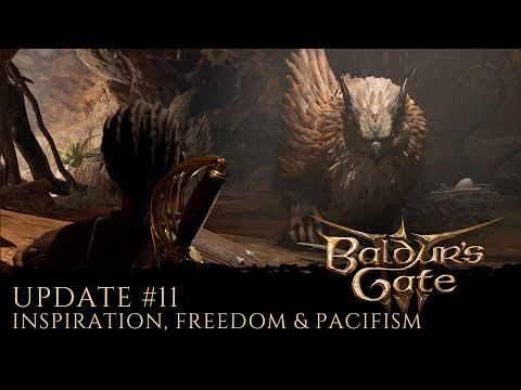 Tons of Changes Abound in Baldur's Gate 3 with Patch #3 Hitting Today, Inspiration, Freedom & Pacifism
