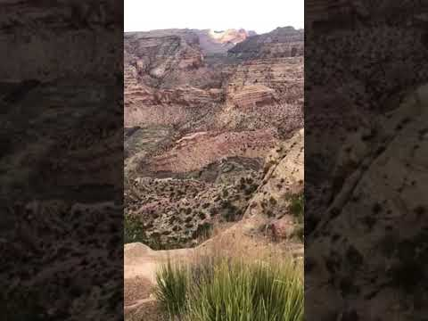 Video Of Little Grand Canyon Dispersed Camping, UT