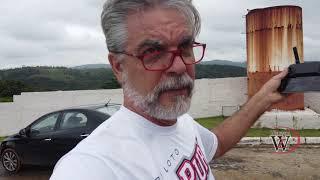 DRONE foi FILMAR a ENCHENTE mas COISAS estranhas ACONTECERAM mavic mini wanzam fpv