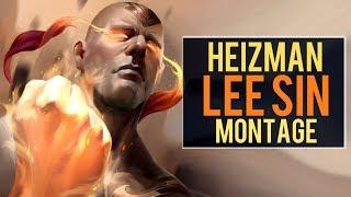 Heizman Lee Sin Montage | Best Lee Sin Plays [IRIOZVN]