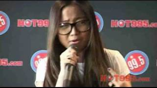 CHARICE- Singing- IN THIS SONG- A Live Preview Of A Song From The Debut Album