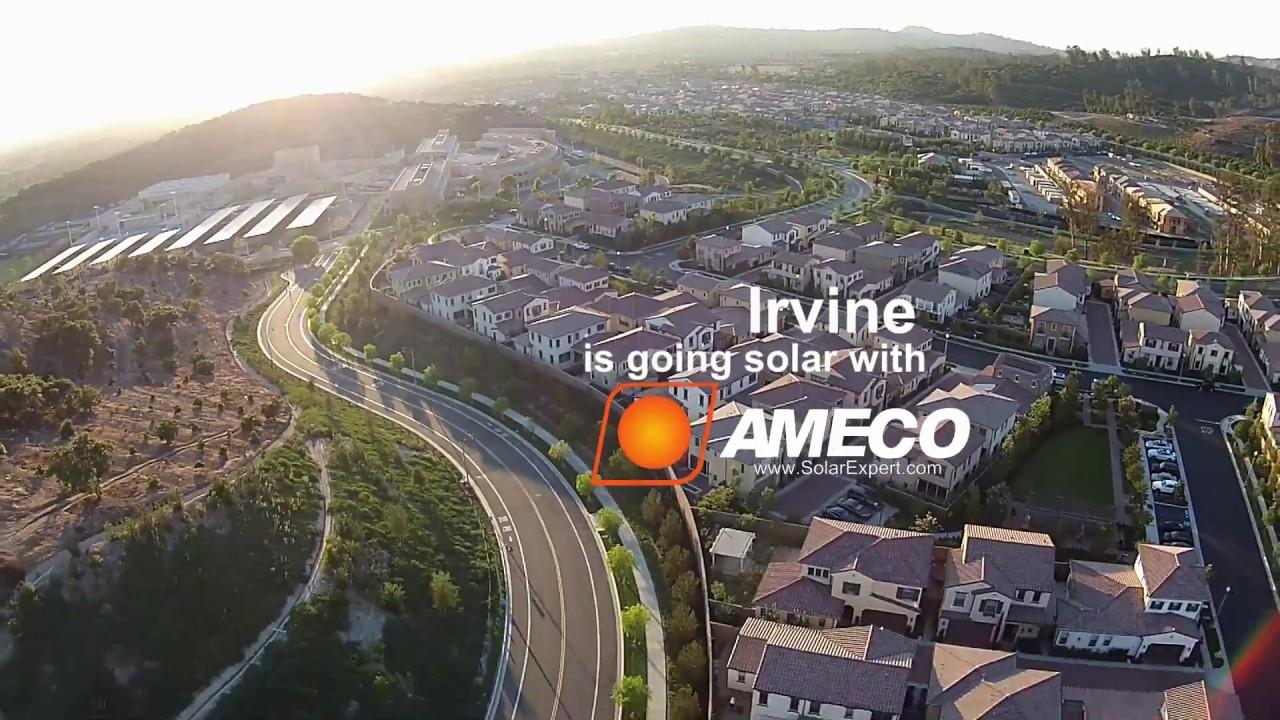 Irvine Solar Installations