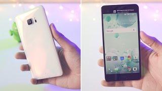 HTC U Ultra Unboxing & First Impressions!