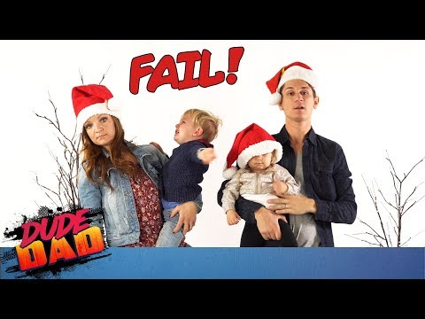 Family Photo Fail | Dude Dad