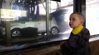 Max @ The Superstar Car Wash