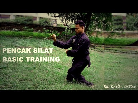Pencak Silat Basis Training - YouTube