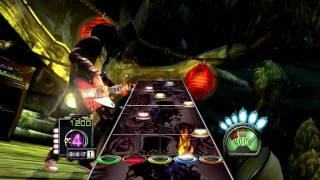 Dragonforce - My Spirit Will Go On (Guitar Hero)