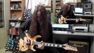 Guitar videos - DANIELE LIVERANI - Nervous Forces