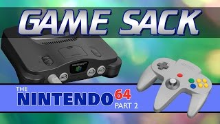 The Nintendo 64 - Part 2 - Review - Game Sack