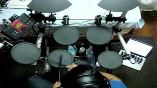 JETT-The All-American Rejects -Time Stands Still =Drum cover=