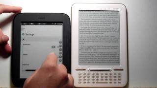 iRiver Story HD Review: Google eBooks, PDFs, Web Browser, Comics, Kindle and Nook Comparisons