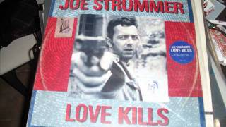 Joe Strummer-Love Kills