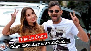 Paola Jara en Cómo detectar a un infiel, Autostar Tv 2, capítulo 8