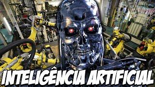 Conversa entre Humano e Inteligência artificial é PERTUBADORA, Robo mata HUMANO,EU AVISEI QUE IA DAR