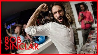 Bob Sinclar at Caf Mambo