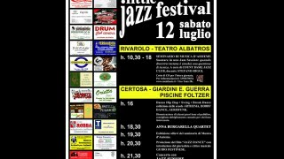 preview picture of video 'Little jazz festival Certosa 2014'