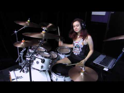 A Change Of Seasons - Dream Theater - HD Drum Cover By Devikah