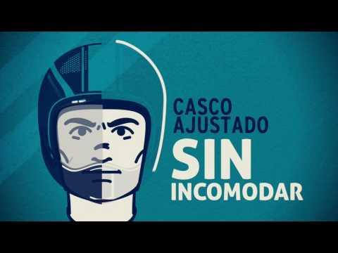 USO CASCOS MOTOCICLISTAS
