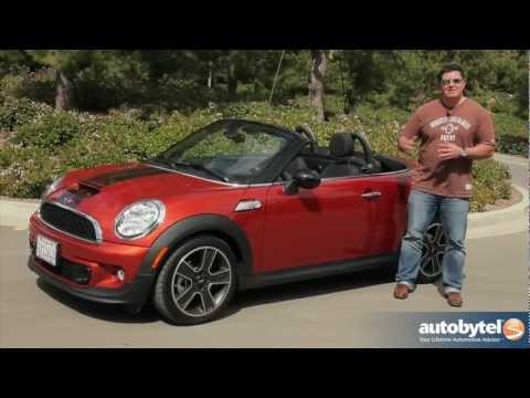 2013 MINI Roadster S Video Review