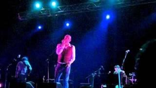 Tindersticks - Raindrops, live, Athens 2010