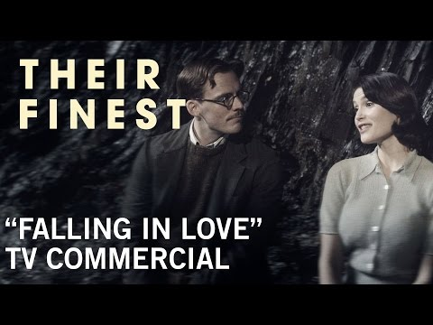 Their Finest (TV Spot 'Falling in Love')