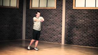 NG360 Balance: Single-Leg w/ Reach – Same-side Rotational