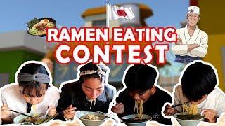 VLOG33:SALI AKO SA JAPAN EATING CONTEST