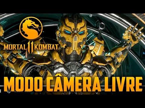 Mortal Kombat 11 - Mod de câmera livre mostra coisas nunca antes vistas, INSANO