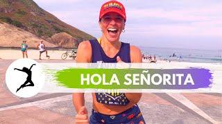 Hola Señorita (Maria)   GIMS, Maluma [Coreografia De Zumba® Brasil]