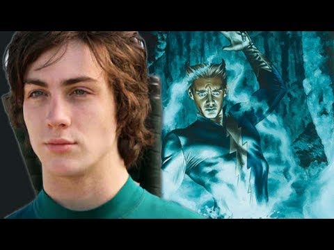 Avengers 2 Targets Aaron Taylor Johnson For Quicksilver