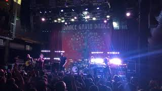 Dance Gavin Dance - Alex English  (Live) 2018