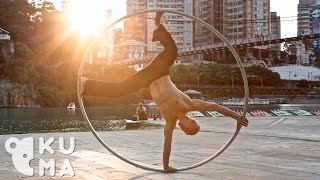 The REAL Lord of the Ring - Mesmerizing Street Performer! Taiwan 台灣 非常了不起的街頭藝人