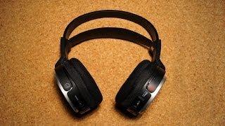 Sony Funkkopfhörer (MDR-RF810RK) | Unboxing