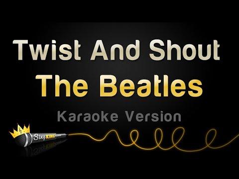 The Beatles - Twist And Shout (Karaoke Version)
