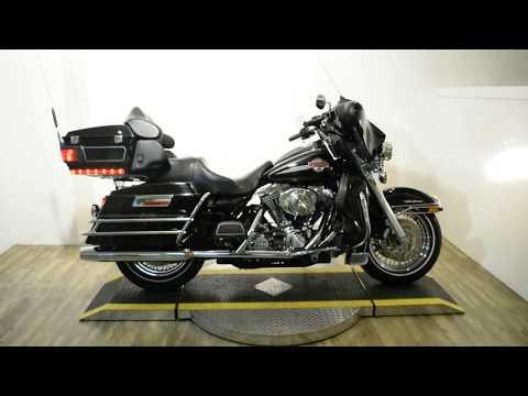 2006 Harley-Davidson Ultra Classic® Electra Glide® in Wauconda, Illinois