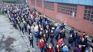 Zaldibar Argitu manifestazio bateratua (2020/02/15)