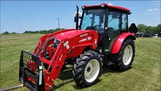 BRANSON 7845C TRACTOR SNEAK PEEK!!! You know I just HAD to!!!!!