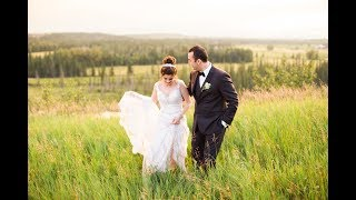 Calgary Wedding Photographer: Persian Wedding at Pinebrook Golf & Country Club - Video Clip