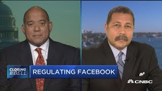 Pros of regulating Facebook outweigh the cons, expert says