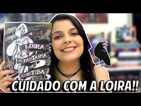 HQ A Loira Fantasma de Curitiba - Fulvio Pacheco e M. Matiazi