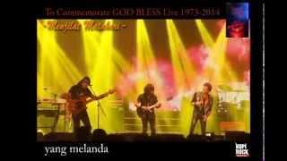 MENJILAT MATAHARI (with Text) - GOD BLESS 2014