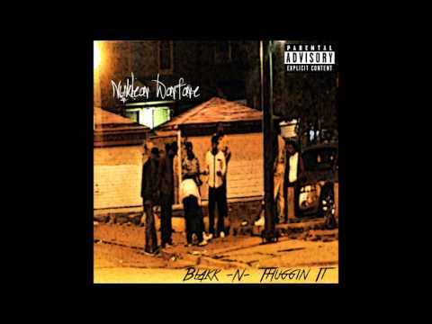 Nuklear Warfare - Blakk-N-Thuggin It (Black Republican Freeverse)