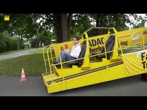 ADAC Thema Sicherheitsgurt