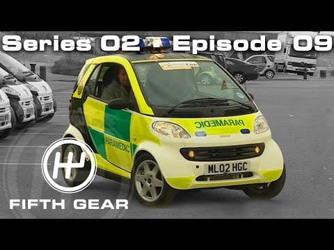 Fifth Gear: Series 2 – Episode 9