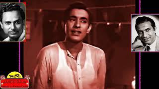 TALAT & SURAIYA~Film~WARIS~{1954} Door Hote Nahin Jo